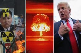 كوريا الشمالية تهدد أمريكا بضربة استباقية غير عادية