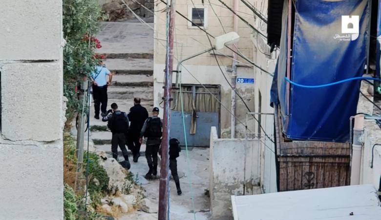 الاحتلال يخلي منزل عائلية مقدسية لصالح المستوطنين