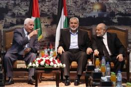"""فتح تشن هجوما على حماس : اختارت التحالف مع """"صفقة القرن """" على حساب المصالحة"""