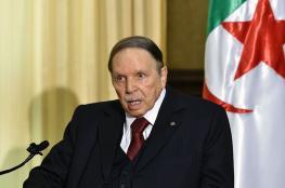 """الجزائر تنفي الشائعات المغرضة بخصوص صحة """"بوتفليقة """""""