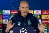 مدرب ريال مدريد يزف الاخبار السارة لعشاق النادي