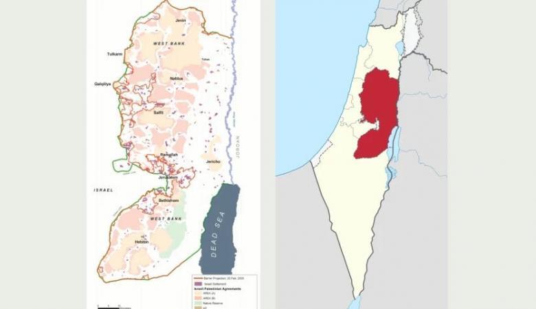 ما الذي تبقى لاقامة دولة فلسطينية ؟