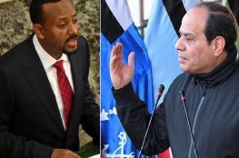 بعد التهديد بشن حرب ..السيسي يلتقي برئيس الوزراء الاثيوبي