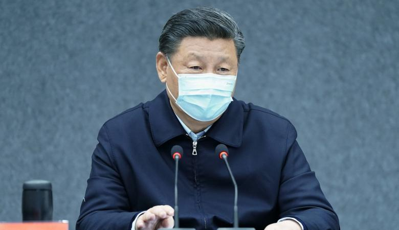 الرئيس الصيني يوجه رسالة الى العالم بشأن فيروس كورونا