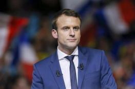 ماكرون يرد على تصريحات بشار الاسد حول فرنسا