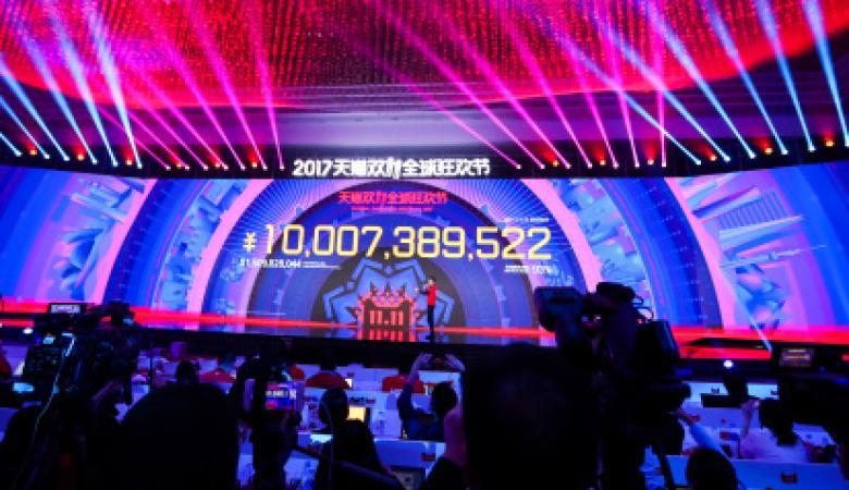أكبر مهرجان للتسوق في العالم يحقق مبيعات بـ25 مليار دولار خلال 24 ساعة