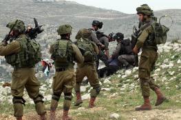 الاحتلال يقتحم دير نظام وينكل بأهلها لليوم الثالث على التوالي
