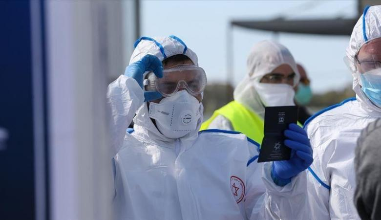 الصحة الإسرائيلية: ارتفاع عدد المصابين بفيروس كورونا إلى 2495