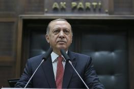 اردوغان يحذر : تركيا ليست الدولة التي يمكن اللعب بها كالدمية