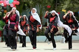 فلسطين تحصد المرتبة الأولى على العرب في مهرجان الفنون الشعبية والتراثية