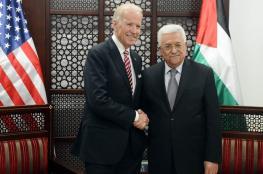 الرئيس يؤكد لبايدن ان الانتصار على داعش والأرهاب يكون باقامة دولة فلسطينية