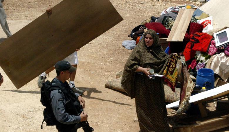 الاحتلال يشن حملة هدم واسعة في صور باهر بالقدس