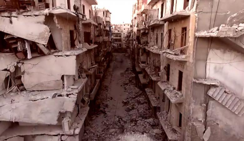 مسؤول بالامم المتحدة : دمار حلب لا يصدق