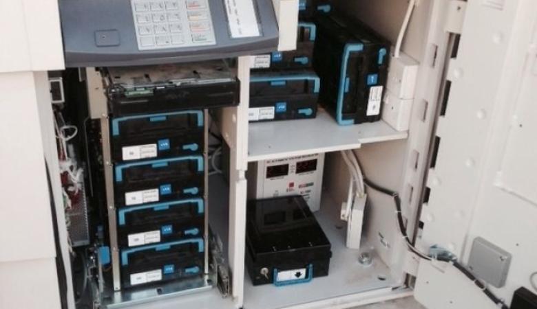 تعليمات هامة من سلطة النقد للمصارف لحماية الصرافات الآلية