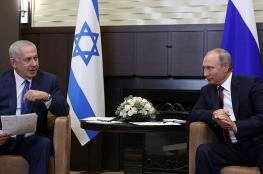 نتنياهو يطالب بوتين بإطلاق سراح مستوطنة معتقلة في روسيا