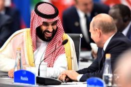 بوتين يفاجئ بن سلمان بهدية ثمينة عمرها 30 عاما