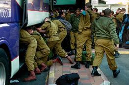 مجندة اسرائيلية تنجو من موت محقق بعد أن نسيها سائق الحافلة بصندوق الأمتعة
