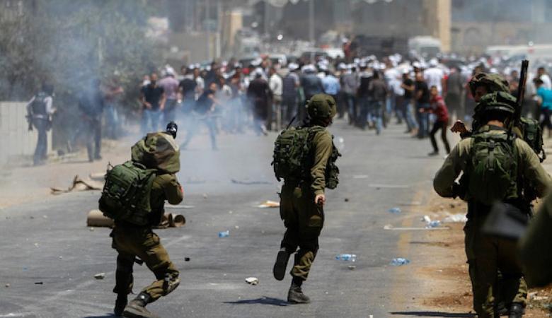 اصابات في مواجهات مع الاحتلال شمال طولكرم