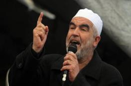 الشيخ صلاح : تهديدات ليبرمان رعناء ولا نخاف منها