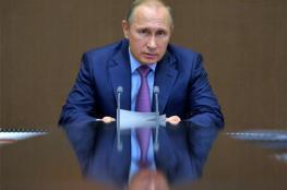 بوتين يقيل 16 من كبار مسؤولي الأمن