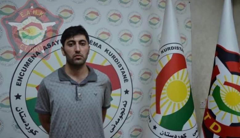 اعتقال منفذ عملية قتل القنصل التركي ومرافقيه في اربيل
