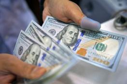 الدولار يواصل انخفاضه أمام الشيكل