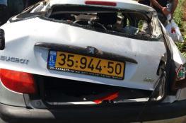ست إصابات بين متوسطة وخطيرة في حوادث سير بجنين