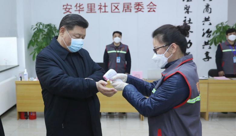 """رئيس الصين عَلم بتفشي """"كورونا"""" قبل أسابيع من ظهوره"""