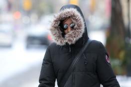 حالة الطقس : أجواء باردة ودرجات الحرارة تواصل الانخفاض