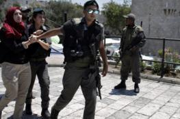 ارتفاع عدد الأسيرات الفلسطينيات في سجون الاحتلال إلى 56