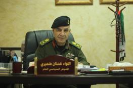 """الضميري يحذر من ان اسرائيل قد تقتحم عسكريا ً سجناً فلسطينياً لاخراج """"عصام عقل """""""