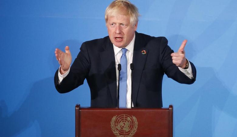 """جونسون يهدد البرلمان البريطاني : .""""بريكست"""" أو انتخابات مبكرة"""