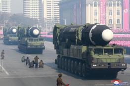 كوريا الشمالية تطلق صواريخ باليستية للمرة الثانية خلال أيام