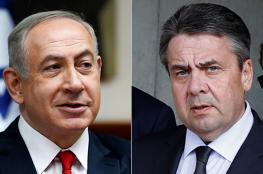 المانيا توجه انتقادا حادا لاسرائيل : انتم تحرضون وتدمرون الحل السلمي