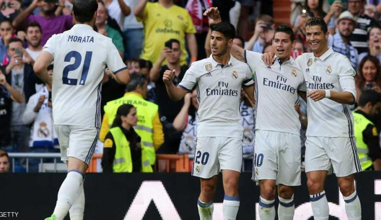 إصابة غريبة تحرم ريال مدريد من لاعب الوسط