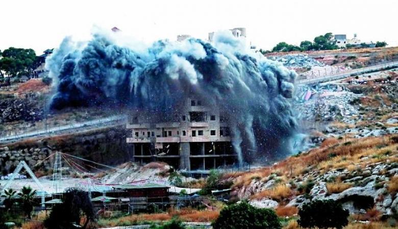 الجزائر تدين عمليات الهدم الواسعة في القدس