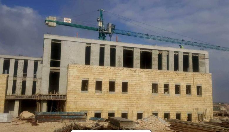 وزير الصحة: شارفنا على الانتهاء من بناء وتشطيب مستشفى دورا الحكومي
