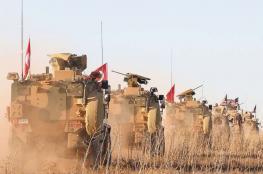 تركيا تعلن بدء عملية عسكرية برية في سوريا