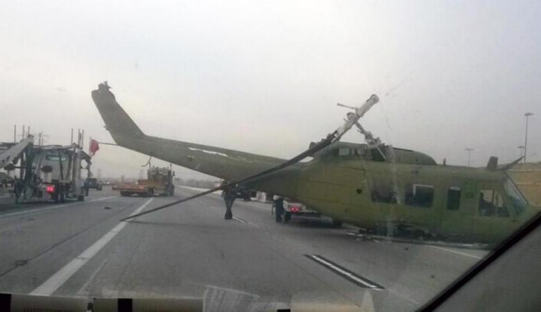 مصرع 4 جنود اماراتيين بتحطم طائرة مروحية في اليمن