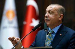 اردوغان يحذر من تجدد الارهاب اذا سقطت الحكومة الليبية