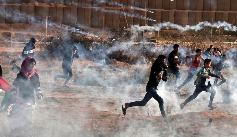 الإعلان عن عنوان الجمعة القادمة في مسيرات العودة بغزة
