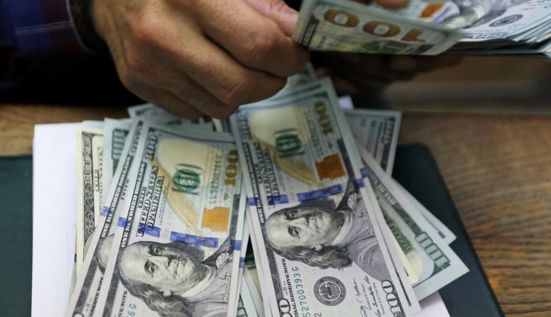 الدولار يستقر مقابل الشيكل