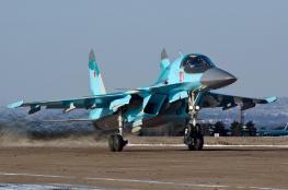 روسيا تقر بقصف مقاتلاتها بعض المناطق في ادلب السورية