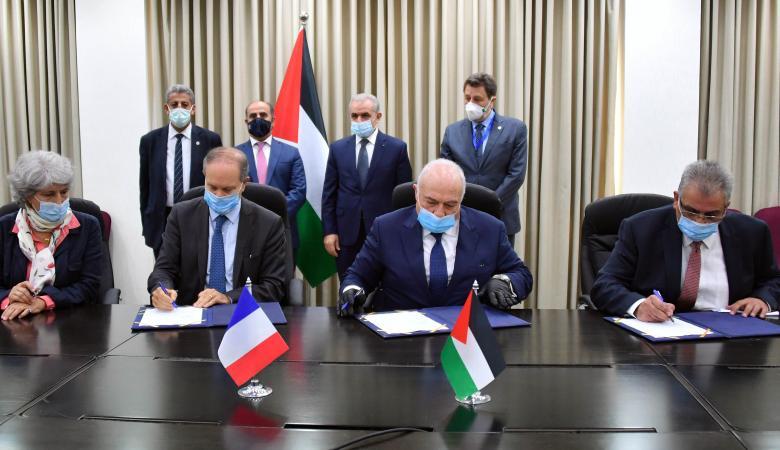 توقيع اتفاقية مشروع للمياه والزراعة في قطاع غزة بقيمة 24 مليون يورو