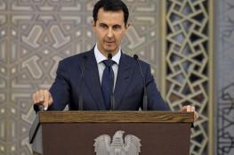 تصريح مهم من الأسد حول فلسطين وصفقة القرن