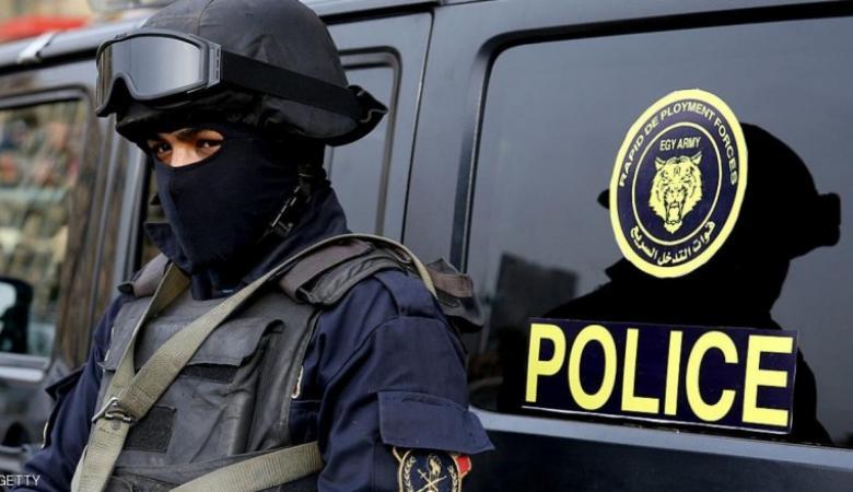 """الداخلية المصرية: مقتل 12 شخصا ينتمون لـ""""حسم"""""""
