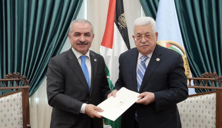 محمد اشتيه رئيساً لوزراء حكومة فلسطين خلفا لرامي الحمد الله