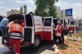 مصرع مواطن واصابة آخرين في حادثين منفصلين بجنين