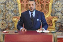 """العاهل المغربي يعفو عن 450 شخصا بينهم محكوم عليهم في قضايا """"ارهاب """""""