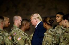 ترامب : لا حاجة لإرسال قوات إضافية لمواجهة إيران